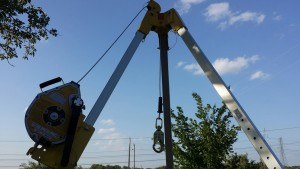 Confined space Rescue and Retrieval System